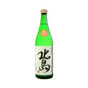 北島(きたじま) 純米吟醸 美山錦 無濾過生原酒 720ml(要冷蔵)  (日本酒/滋賀県/北島酒造) ono-sake