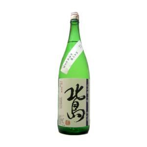 北島(きたじま) 純米吟醸 吟吹雪 無濾過生原酒 1800ml(要冷蔵) (日本酒/滋賀県/北島酒造) ono-sake