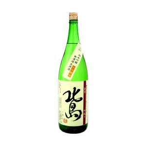 お酒 北島(きたじま) 純米吟醸 玉栄 無濾過生原酒 1800ml(要冷蔵) (日本酒/滋賀県/北島酒造)|ono-sake
