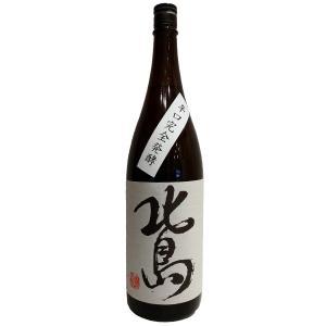 お酒 北島(きたじま) 純米 玉栄+10 1800ml (日本酒/滋賀県/北島酒造)|ono-sake