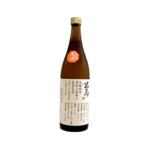 北島(きたじま) きもと純米 渡船八割磨き 生原酒 720ml(要冷蔵)  (日本酒/滋賀県/北島酒造)|ono-sake