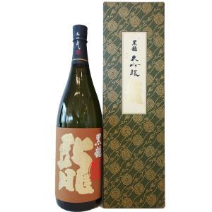 黒龍  (こくりゅう)  大吟醸「龍」 1800ml  (日本酒/福井県/黒龍酒造)   お酒|ono-sake