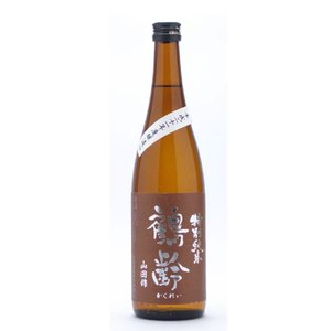 鶴齢(かくれい) 特別純米 山田錦 55% 無濾過生原酒 720ml(要冷蔵) (日本酒/新潟県/青木酒造)|ono-sake