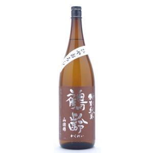 鶴齢(かくれい) 特別純米 山田錦 ひやおろし 1800ml (日本酒/新潟県/青木酒造)|ono-sake