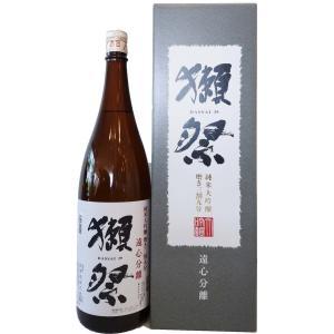 獺祭(だっさい) 純米大吟醸 遠心分離 磨き三割九分 1800ml (日本酒/山口県/旭酒造)|ono-sake