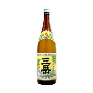三岳 1800ml (芋焼酎/鹿児島県/三岳酒造)|ono-sake