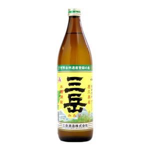 三岳 900ml (芋焼酎/鹿児島県/三岳酒造)|ono-sake