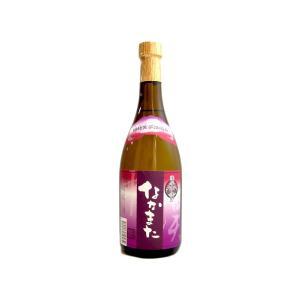 頴娃紫芋仕込み なかまた 720ml (芋焼酎/鹿児島県/中俣合名会社)|ono-sake