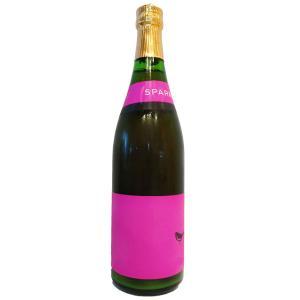 庭のうぐいす  (にわのうぐいす)  スパークリングピンク純米吟醸 720ml  (要冷蔵)    (日本酒/福岡県/山口酒造場)   お酒 ono-sake