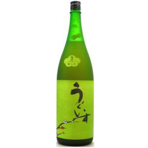 庭のうぐいす(にわのうぐいす) 特撰梅酒 うぐいすとまり 鶯とろ 1800ml (日本酒/福岡県/山口酒造場)|ono-sake