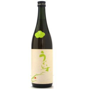 庭のうぐいす(にわのうぐいす) 特撰梅酒 うぐいすとまり 720ml (日本酒/福岡県/山口酒造場)|ono-sake