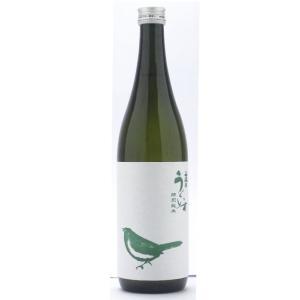 庭のうぐいす(にわのうぐいす) 特別純米酒 720ml (日本酒/福岡県/山口酒造場)|ono-sake