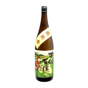 お酒 百姓百作 栗黄金 1800ml (芋焼酎/鹿児島県/霧島町蒸留所)|ono-sake