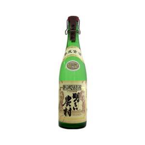 お酒 明るい農村(あかるいのうそん) 熟成古酒 720ml (芋焼酎/鹿児島県/霧島町蒸留所)|ono-sake