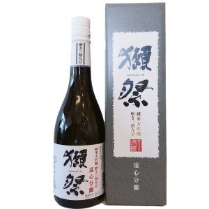 獺祭(だっさい) 純米大吟醸 遠心分離 磨き三割九分 720ml (日本酒/山口県/旭酒造)|ono-sake
