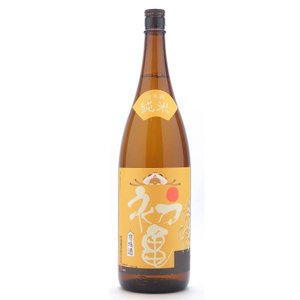 お酒 初亀(はつかめ) 純米 1800ml (日本酒/静岡県/初亀醸造)|ono-sake