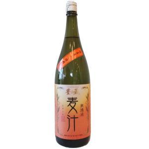 麦汁  (むぎしる)  麦焼酎25° 1800ml  (麦焼酎/熊本県/豊永酒造)   お酒|ono-sake