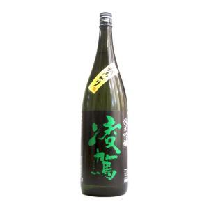 凌駕 純米吟醸 ひやおろし 1800ml (日本酒/新潟県/松乃井酒造場)|ono-sake
