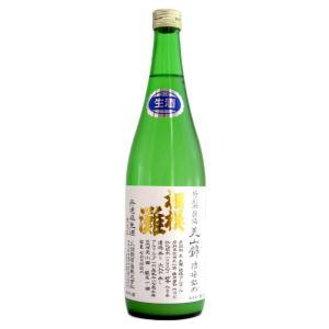 相模灘(さがみなだ)特別本醸造槽場直詰めにごり酒720ml(要冷蔵)(/神奈川県/久保田酒造) お酒|ono-sake
