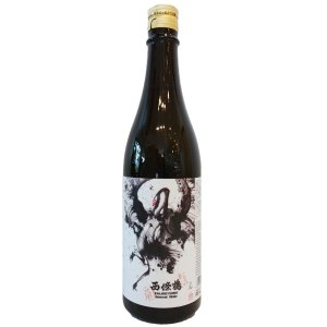 父の日 プレゼント 西條鶴  (さいじょうつる)  純米吟醸 紅一点 720ml  (日本酒 広島県 山岡酒造)  お酒 ono-sake
