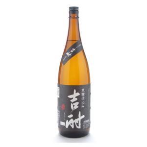 吉酎(きっちゅう) 黒麹仕込み 1800ml (芋焼酎/鹿児島県/原口酒造)|ono-sake