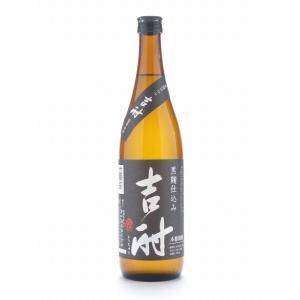 吉酎(きっちゅう) 黒麹仕込み 720ml (芋焼酎/鹿児島県/原口酒造)|ono-sake