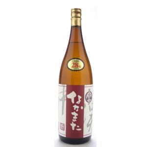 芋焼酎 なかまた 28°1800ml (芋焼酎/鹿児島県/中俣合名)|ono-sake