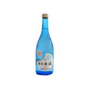 紫尾の露(しびのつゆ) 颯 720ml (芋焼酎/鹿児島県/軸屋酒造)|ono-sake