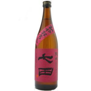 お酒 七田(しちだ) 愛山 七割五分磨き ひやおろし 720ml (日本酒/佐賀県/天山酒造)|ono-sake