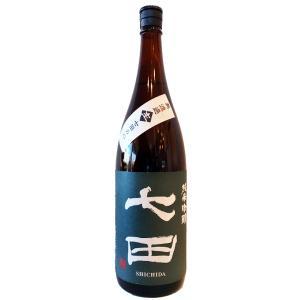 七田(しちだ) 純米吟醸 無濾過《生》 七田の心 1800ml(要冷蔵) (日本酒/佐賀県/天山酒造)|ono-sake