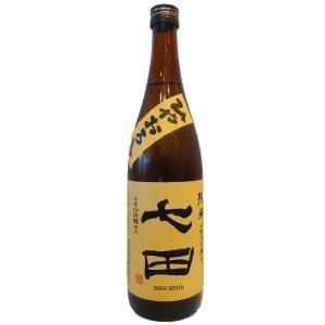 七田(しちだ) 純米 山田穂 ひやおろし 720ml (日本酒/佐賀県/天山酒造) ono-sake