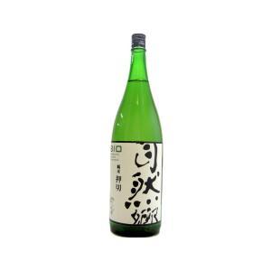 自然郷BIO純米押切1800ml(/福島県/大木代吉本店) お酒|ono-sake