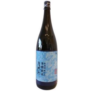 自然郷夏芳醇純米1800ml(/福島県/大木代吉本店) お酒|ono-sake