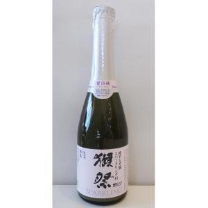 獺祭だっさい発泡にごり50純米大吟醸360ml山口県旭酒造(要冷蔵) お酒|ono-sake