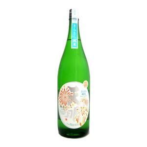 天明(てんめい)さらさら純米酒1800ml(要冷蔵)(/福島県/曙酒造) お酒|ono-sake