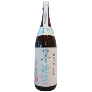 お酒 墨廼江(すみのえ) 純米吟醸 五百万石 1800ml(要冷蔵) (日本酒/宮城県/墨廼江酒造)|ono-sake