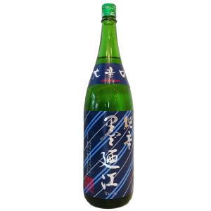お酒 墨廼江(すみのえ) 夏純米 大辛口 1800ml (日本酒/宮城県/墨廼江酒造)|ono-sake