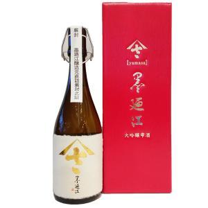 お酒 2018 墨廼江(すみのえ) 大吟醸 やまさ斗瓶 720ml (日本酒/宮城県/墨廼江酒造)|ono-sake