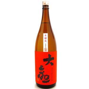 お酒 大観(たいかん) 本醸造 1800ml (日本酒/茨城県/森島酒造)|ono-sake
