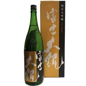 富士大観  (ふじたいかん)  純米大吟醸 1800ml 大観 たいかん   (日本酒/茨城県/森島酒造)   お酒|ono-sake