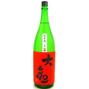 お酒 大観(たいかん) 純米酒 1800ml (日本酒/茨城県/森島酒造)|ono-sake