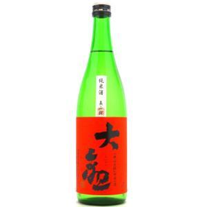大観(たいかん)純米酒720ml(/茨城県/森島酒造) お酒|ono-sake