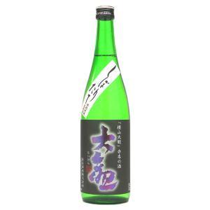 大観(たいかん)特別純米しぼりたて720ml(要冷蔵)(/茨城県/森島酒造) お酒|ono-sake