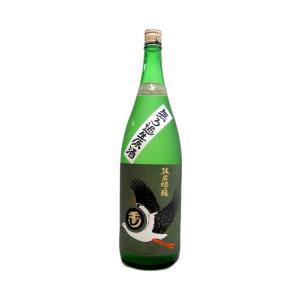 お酒 玉川(たまがわ) 純米吟醸 コウノトリ生原酒 1800ml(要冷蔵) (日本酒/京都府/木下酒造)|ono-sake