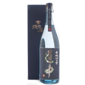 宇佐ぼうず 道中(どうちゅう) 42〜43°原酒 麦焼酎 1800ml (麦焼酎/大分県/常徳屋酒造場)|ono-sake