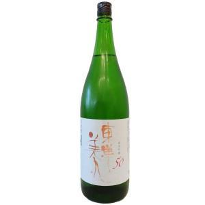 東洋美人(とうようびじん) 純米吟醸50 1800ml (日本酒/山口県/株式会社澄川酒造場)|ono-sake