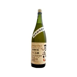 月夜にこい  (つきよにこい)  長期貯蔵古酒単式蒸留焼酎 1800ml  (米焼酎/熊本県/豊永酒造)   お酒|ono-sake
