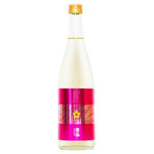 豊能梅(とよのうめ) 純米吟醸G×Aおりがらみ生原酒 720ml(要冷蔵) (日本酒/高知県/高木酒造(株))
