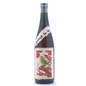 月ヶ瀬の梅原酒  (つきがせのうめげんしゅ)   720ml花札シリーズ お酒|ono-sake
