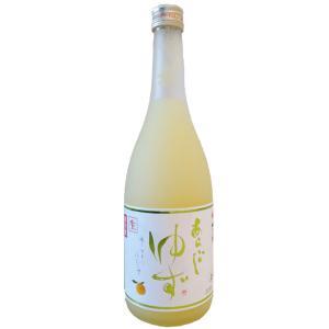 クールゆず 生 720ml 柚子酒 夏季限定(要冷蔵)|ono-sake